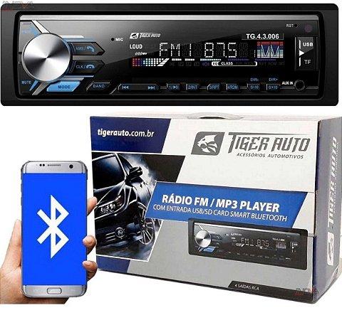 Som Mp3 Player Com Bluetooth