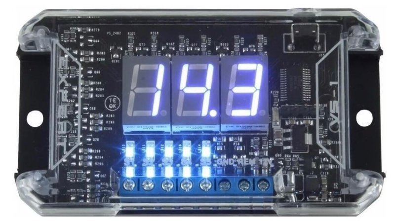Voltímetro Expert Vs-1 Digital Vs1 Sequenciador