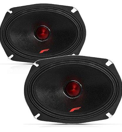 Alto Falante Falcon Mid Bass 6x9 Polegadas 200 WRMS