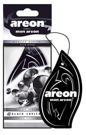 Aromatizante Automotivo Mon Areon Black Crystal