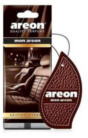 Aromatizante Automotivo Mon Areon  Leather interior