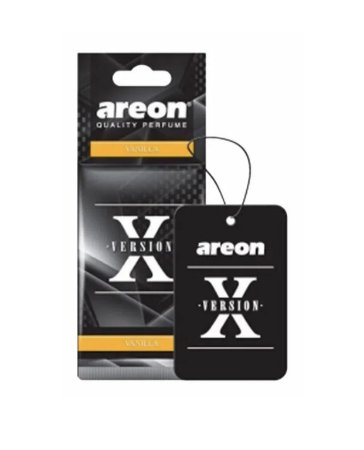 AROMATIZANTE AUTOMOTIVO AREON VANILLA X