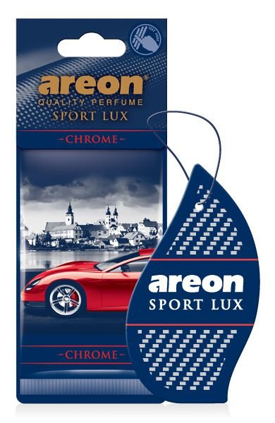 AROMATIZANTE AUTOMOTIVO AREON SPORT LUX CHROME