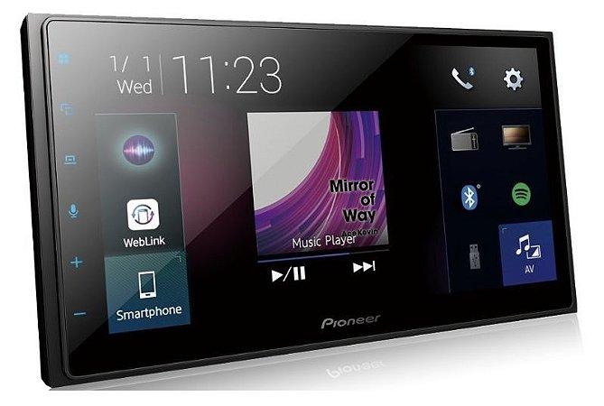 Dvd Pioneer DMH-Z5380TV 6.8 Pol 2din Bluetooth Weblink Tv Usb