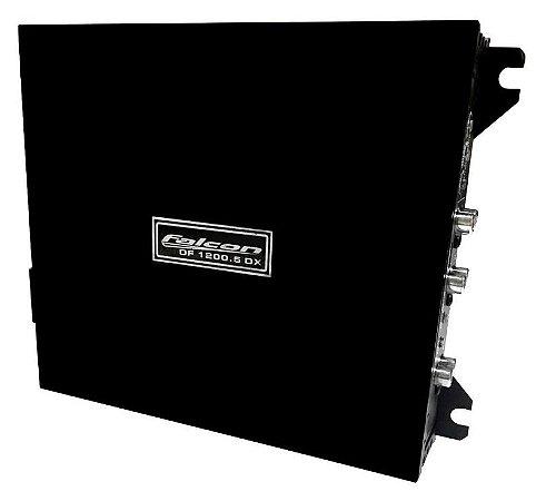 Modulo Amplificador Falcon DF1200.5 DX 1200w RMS 5 Canais