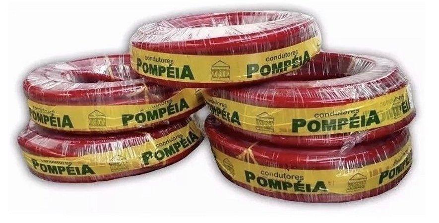 Fio Cabo Positivo Pompeia 21mm