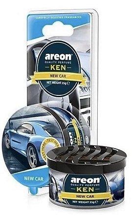 AROMATIZANTE AUTOMOTIVO AREON KEN NEW CAR