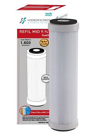 26- REFIL MID 9. 3 4- HIDROFILTROS