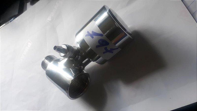 torneira para purificador de água com 2 ponto 1/6mm - top life