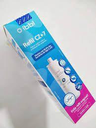 refil filtro girou trocou cz + 7 - ibbl