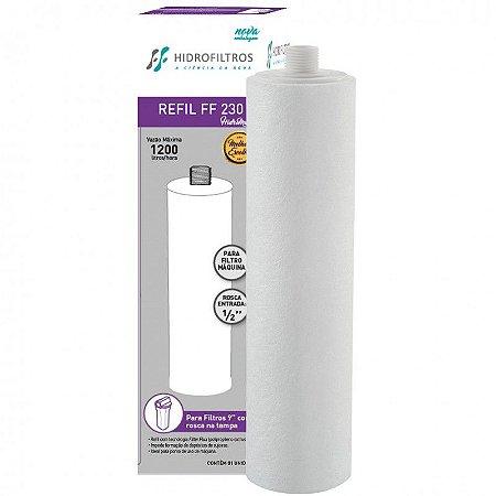 Filtro REFIL FF 230 PP LISO 9.3 4- HIDROFILTROS