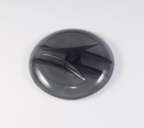 Botão manipulador termostato Stilo e Acquaflex fumê - Libell