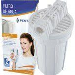 Hidro Filter Pou 7 Branco  ( Com refil )
