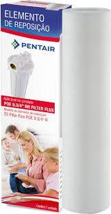 REFIL 25 POLY FILTER  FLUX  POE 9. 3/4
