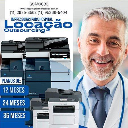Locação Outsourcing Hospital