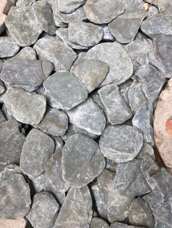 Pedra Splinter Cinza - 40 Kg