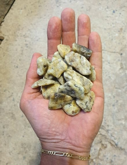 Rajada Amarela - 15 Kg