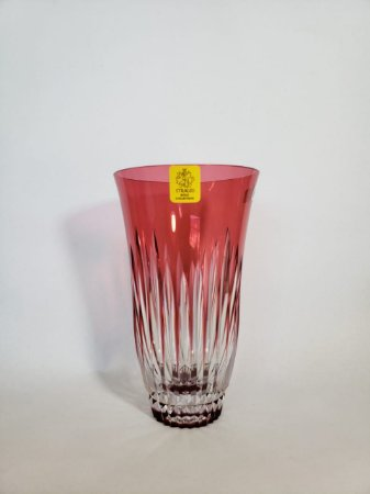 COPO LONG DRINK CRISTAL STRAUSS COR RUBI  CX 1 PC