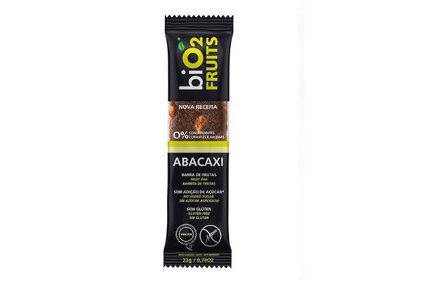 Barra de Cereal biO2 Fruits - Abacaxi
