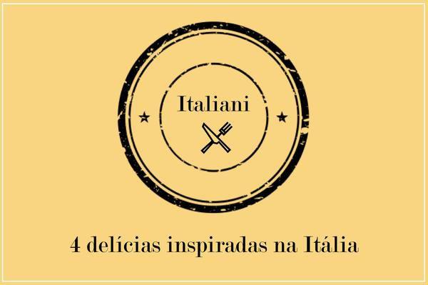 Kit Italiani + Pão Panesse | Porção para duas pessoas