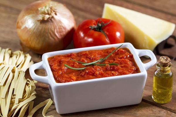 Molho de Tomate, Cebola e Manteiga 400g | Serve duas pessoas |Produto congelado e acondicionado em pote