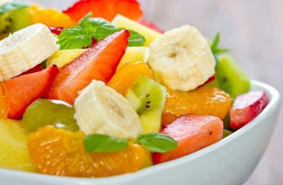 Salada de Frutas 160g   Porção Individual