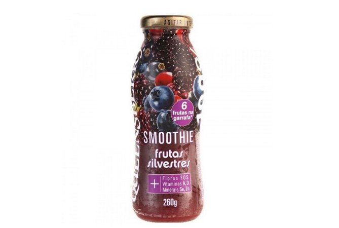 Smoothie de Frutas Silvestres - Queensberry