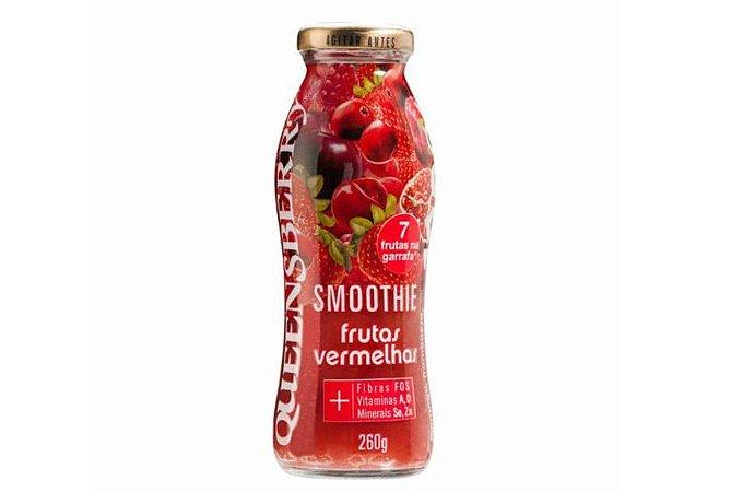 Smoothie de Frutas Vermelhas - Queensberry