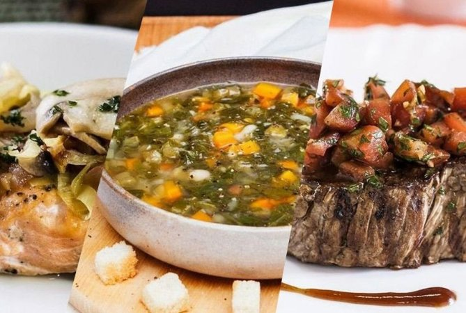 Semana Baixo Carbo 02 – 326Kcal/refeição – 7 refeições | Porção Individual