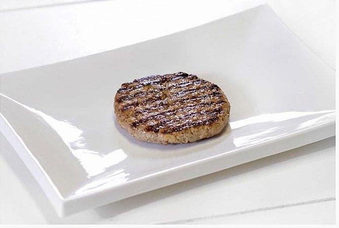 Hambúrguer de Carne 150g   Porção Individual  Produto acondicionado a vácuo