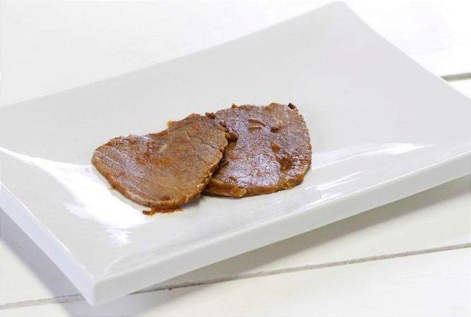 Carne Assada 100g | Porção Individual | Produto acondicionado a vácuo