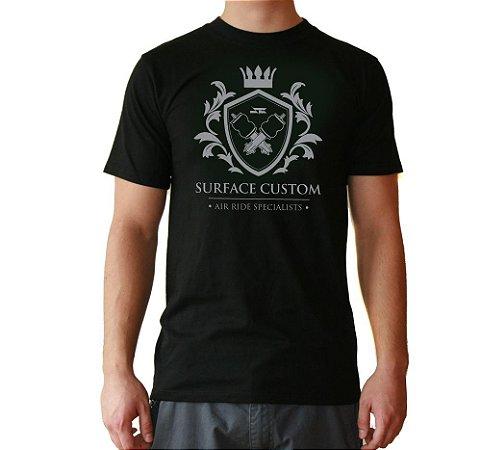Camiseta Brasão Surface Custom