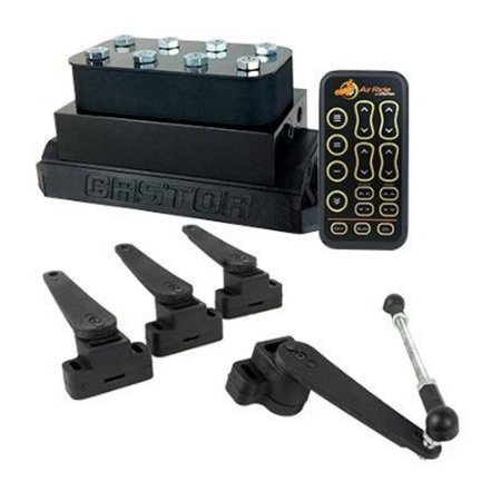 Gerenciador Castor - Air Ride Sensor Light com Bloco de Válvulas Integrado