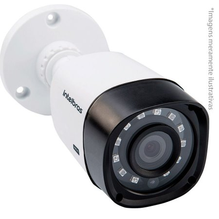 Câmera Infravermelho Multi HD VHD 1010B IR10 Lente 3.6 MM BC G3 - INTELBRAS