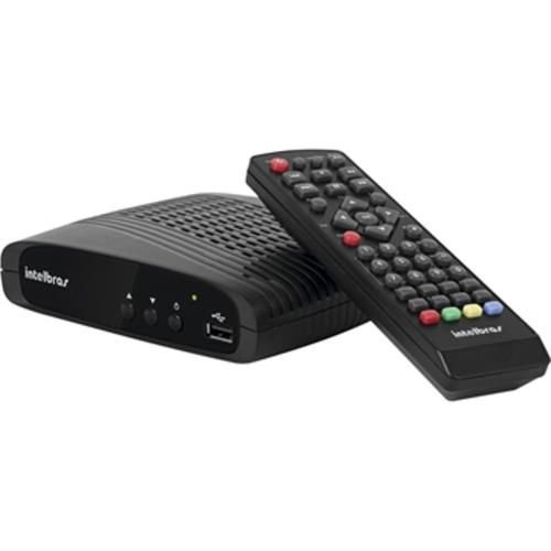 Conversor Digital de TV com Gravador CD 636 - Intelbras