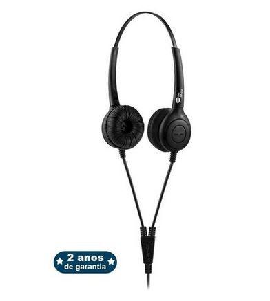 Headset Premium FP 350 Biauricular USB Voip