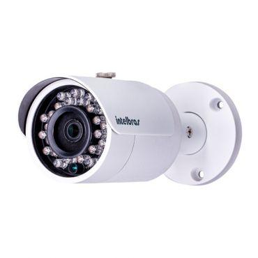 Camera Infra Dome IP VIP S3330 IR 30M 3.0 MP Lente  3.6MM POE - Intelbras