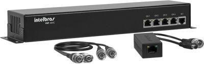 Power Balun Passivo 04 Canais VBP A04C - Intelbras
