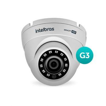 Camera Infra  Dome HDCVI VHD 3220 D IR 20M Lente  3.6MM  - Intelbras