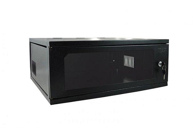 Manager Box Parede HD 04 Canais (Organizador de Cabos) - MAX Eletron
