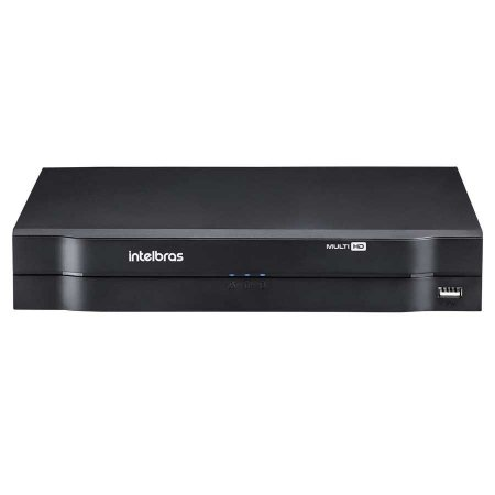 Stand Alone 04 Canais MULTI-HD MHDX 1004 C/HD 1TB - Intelbras