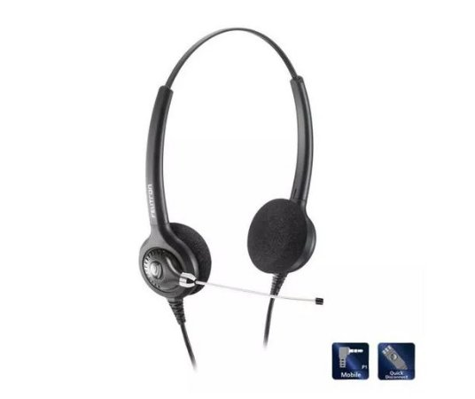 Headset Felitron Epko Compact Biauricular Qd (p1)
