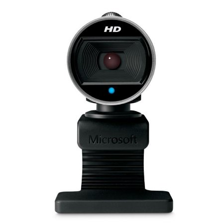 WebCam Microsoft 5MP Interpolado - Lifecam Cinema HD 720P H5D-00013