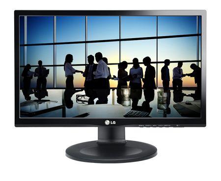 "Monitor LG 21.5"" Led LCD Wide - 22MP55PQ"