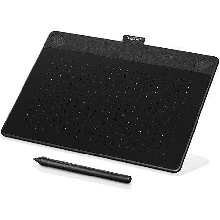 Mesa Digitalizadora Wacom Intuos 3D Creative Pen & Touch Tablet Média (CTH690TK)