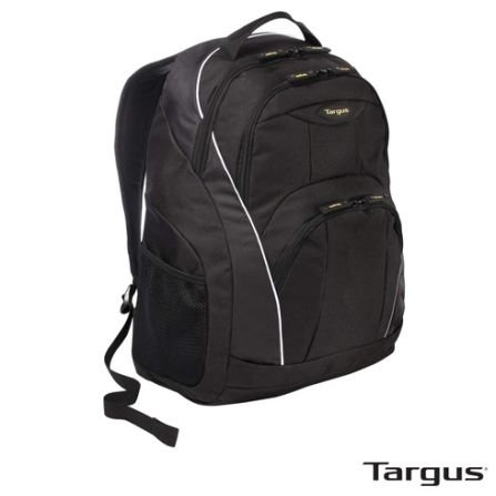 "Mochila Targus Motor Backpack Black para Notebook 16"" – TSB194"