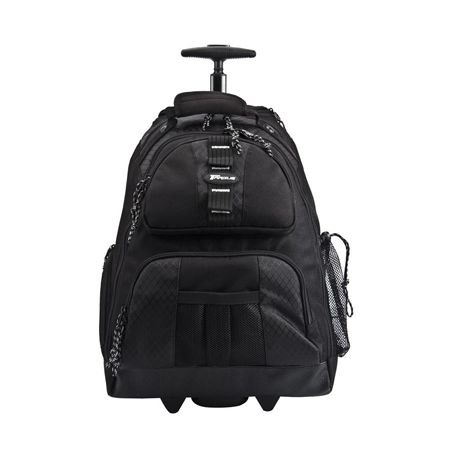 Mochila Targus Rolling Notebook Backpack c/ Rodas - TSB700