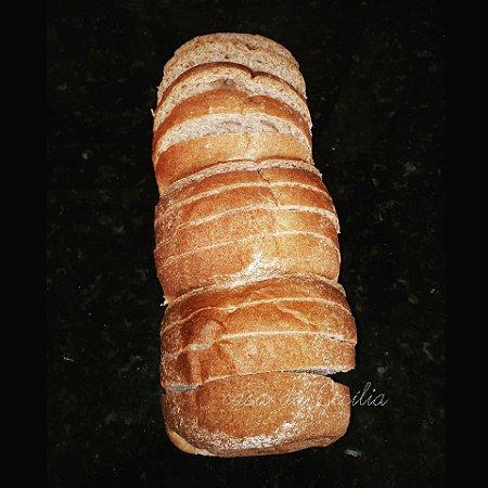 Pão de Nata 100% integral com fermento natural