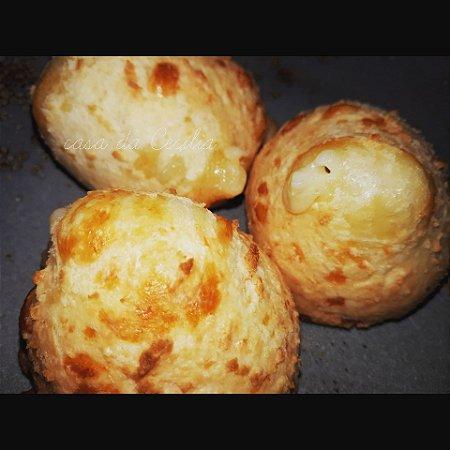 Pão de queijo recheado da Casa (congelado)