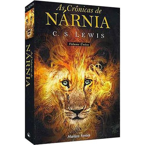 As Crônicas de Nárnia (Volume Único) - LEWIS, C. S.